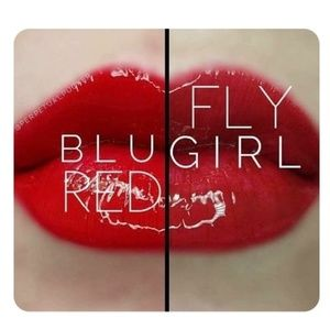 LipSense Blu Red and Fly Girl Bundle